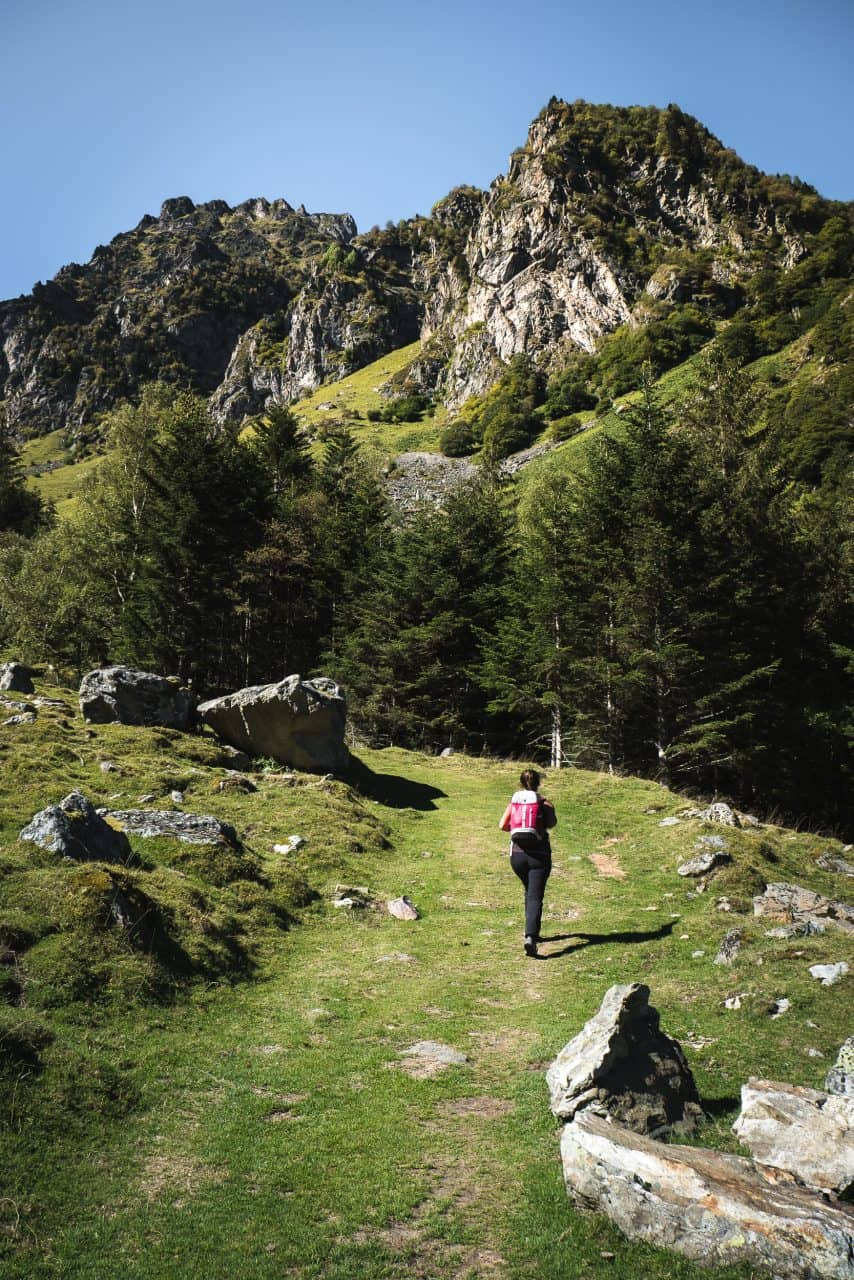 visitar lac bleu pireneus